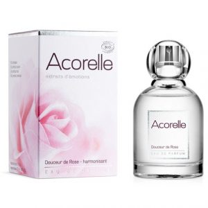 Acorelle Silky Rose Spray Perfume, 50 ml