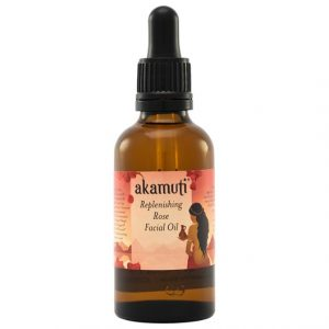 Akamuti Replenishing Rose Facial Oil, 50 ml