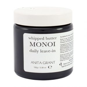 Anita Grant Whipped Butter Monoi Daily Leave-in, 100 g