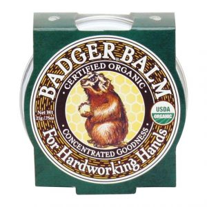 Badger Badger Balm For Hardworking Hands, 21 g