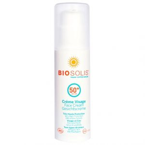 Biosolis Face Cream SPF 50+, 50 ml