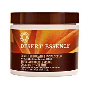 Desert Essence Gentle Facial Scrub, 120 ml