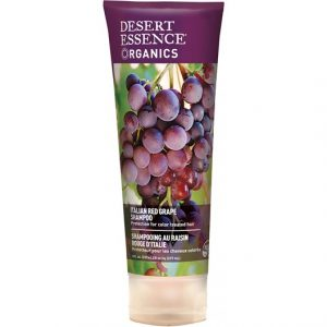 Desert Essence Italian Red Grape Shampoo, 237 ml