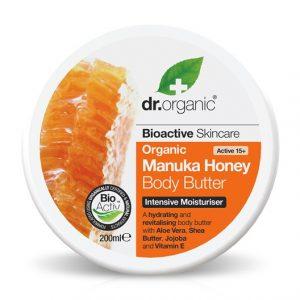 Dr. Organic Manuka Honey Body Butter, 200 ml