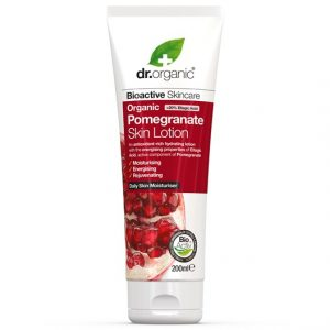 Dr. Organic Pomegranate Skin Lotion, 200 ml