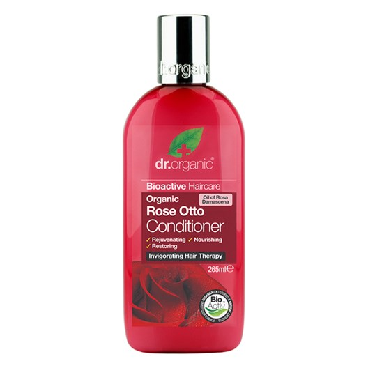 Dr. Organic Rose Otto Conditioner, 265 ml