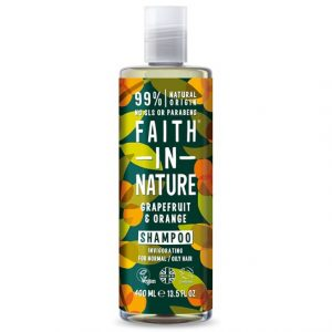 Faith in Nature Grapefruit & Orange Shampoo, 400 ml