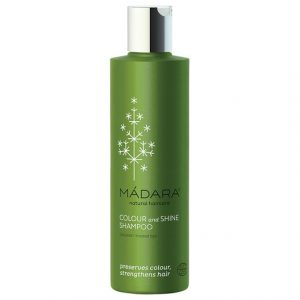 Madara Colour and Shine Shampoo, 250 ml
