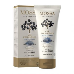 Mossa Age Excellence Peeling Mask, 60 ml