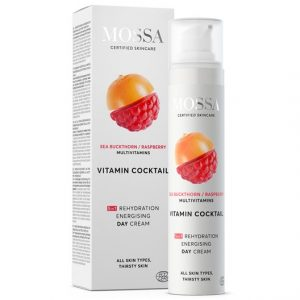 Mossa Vitamin Cocktail Day Cream, 50 ml
