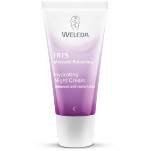 Weleda Iris Hydrating Night Cream, 30 ml