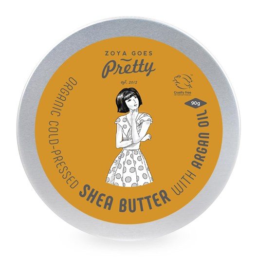 Zoya Goes Pretty Shea Butter with Argan Oil