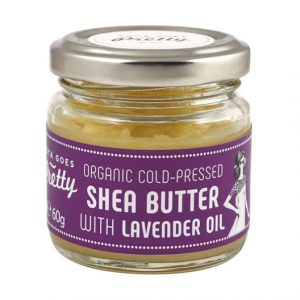 Zoya Goes Pretty Shea Butter with Lavender Oil