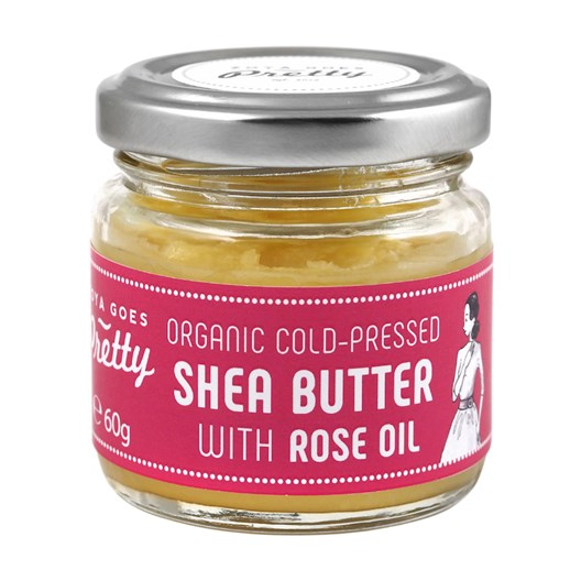 Zoya Goes Pretty Shea Butter with Rose Oil