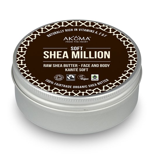Akoma Soft Shea Million (Raw Shea Butter)