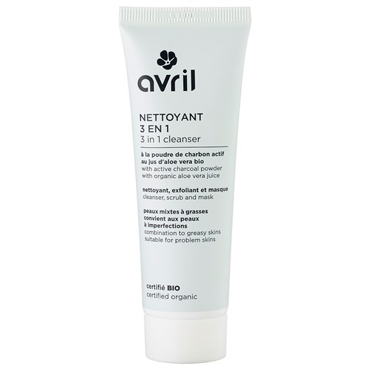 Avril 3 in 1 Cleanser, 50 ml
