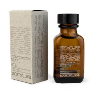 Booming Bob Beard Oil Woody Vanilla, 30 ml