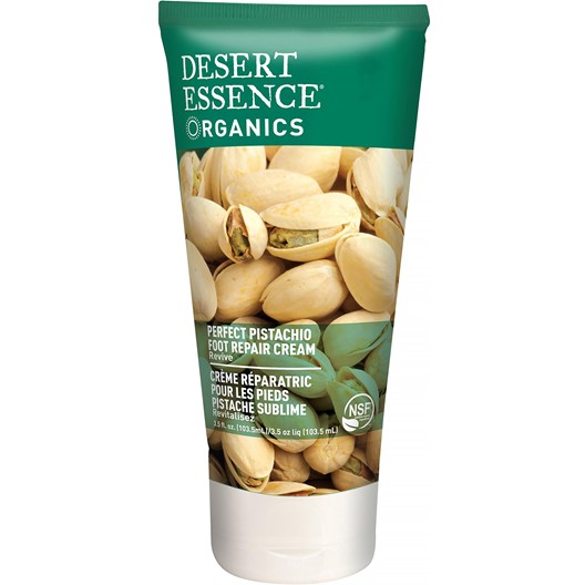 Desert Essence Perfect Pistachio Foot Repair Cream, 103 ml
