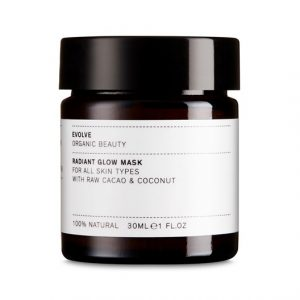 Evolve Radiant Glow Mask