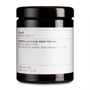 Evolve Tropical Blossom Body Polish