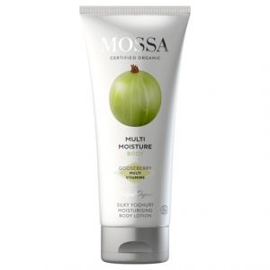Mossa Silky Yoghurt Moisturising Body Lotion, 200 ml