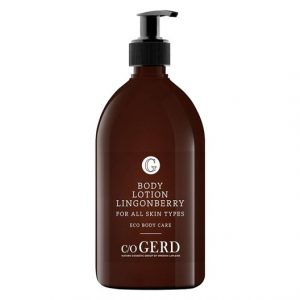 c/o GERD Lingonberry Body Lotion