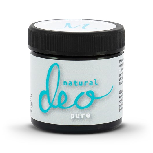 M HandMade Natural Deo Pure, 60 ml