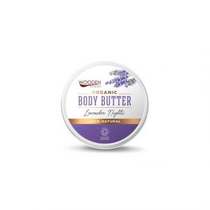 Wooden Spoon Organic Body Butter Lavender Nights