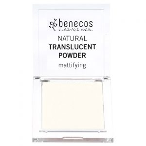 Benecos Natural Translucent Powder Mission Invisible, 6,5 g